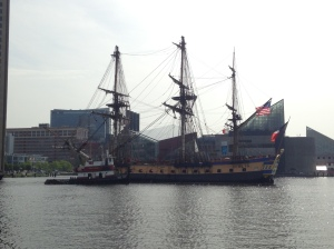 Hermione Ship Baltimore 2