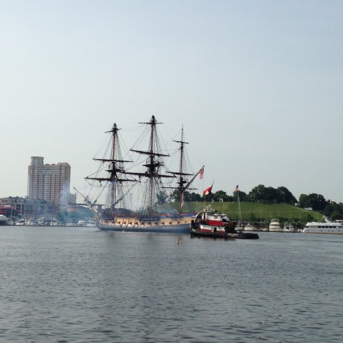 Hermione Ship Baltimore