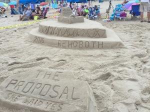 Proposal Sand Castle