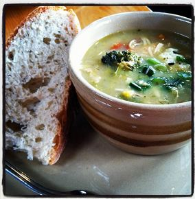 Atwater's Soup