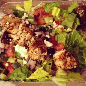 Greek Salad Baba's