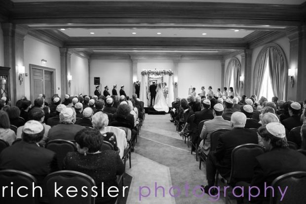 Royal Sonesta Ceremony Baltimore Wedding
