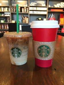 Starbucks Holiday Cups Coffee