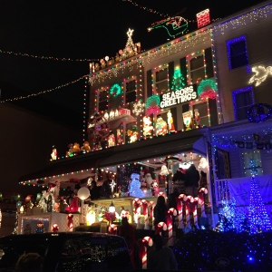 34th street lights hampden baltimore