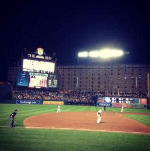 Baltimore Orioles Game