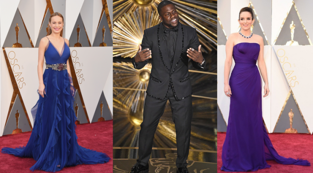 Oscars 2016 best dressed
