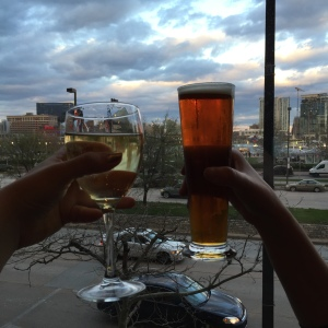 Cheers at Royal Sonesta Baltimore