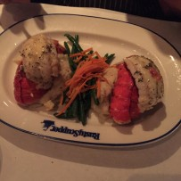lobster tails rusty scupper