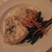 sea bass rusty scupper