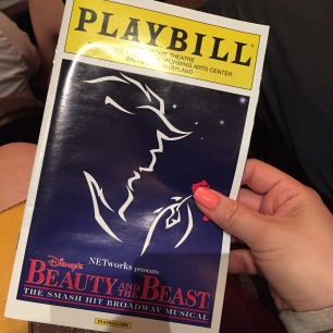 Beauty and the Beast Hippodrome