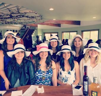 Horse Racing Hats Preakness