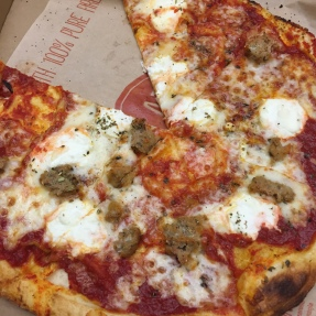Blaze Pizza Baltimore Inner Harbor