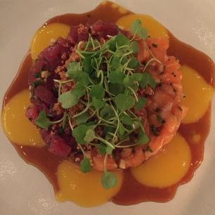 tuna salmon tartar alma cocina latina baltimore
